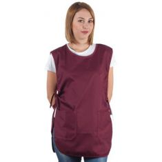 Ποδιά Σαμάρι Super Market 402 Burgundy Top Garment